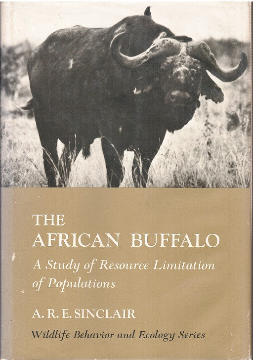 THE AFRICAN BUFFALO, a study of resource limitation of populations