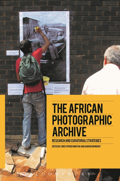 THE AFRICAN PHOTOGRAPHIC ARCHIVE, research and curatorial strategies