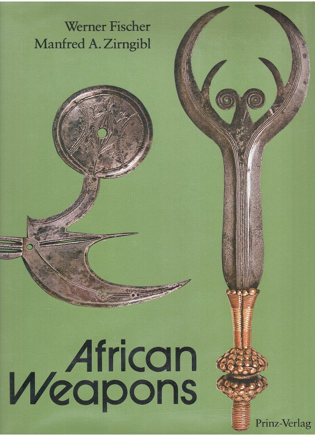 AFRICAN WEAPONS, knives, daggers, swords, axes, throwing knives