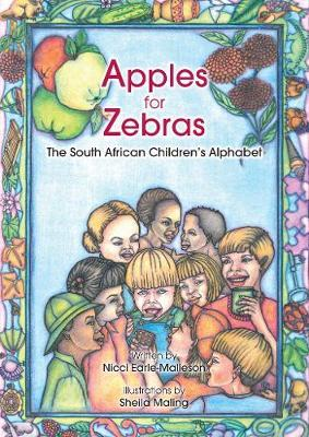 APPLES FOR ZEBRAS, the South African children's alphabet