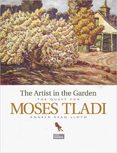 THE ARTIST IN THE GARDEN, the quest for Moses Tladi