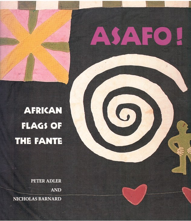 ADAFO!, African flags of the Fante