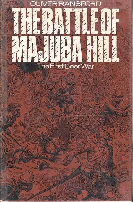 THE BATTLE OF MAJUBA HILL, the first Boer War