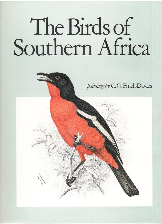 THE BIRDS OF SOUTHERN AFRICA