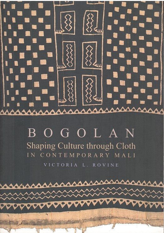 BOGOLAN, shaping culture through cloth in contemporary Mali