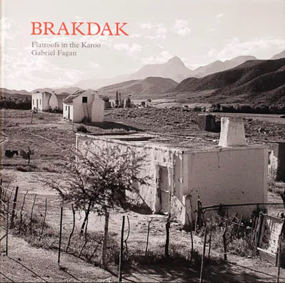 BRAKDAK, flatroofs in the Karoo