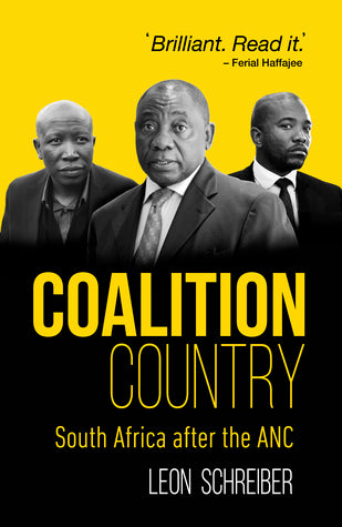COALITION COUNTRY, South Africa after the ANC