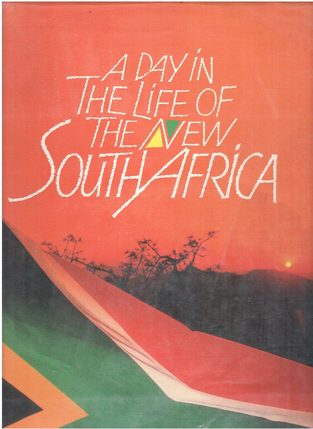 A DAY IN THE LIFE OF THE NEW SOUTH AFRICA, this book is dedicated to those South Africans who will never see it
