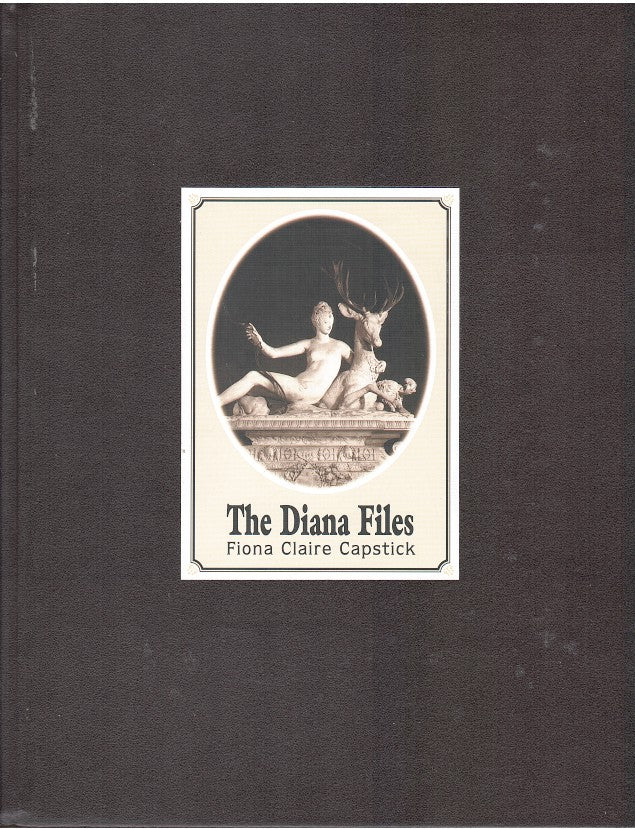 THE DIANA FILES, the huntress-traveller through history