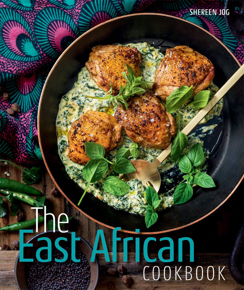 THE EAST AFRICAN COOKBOOK