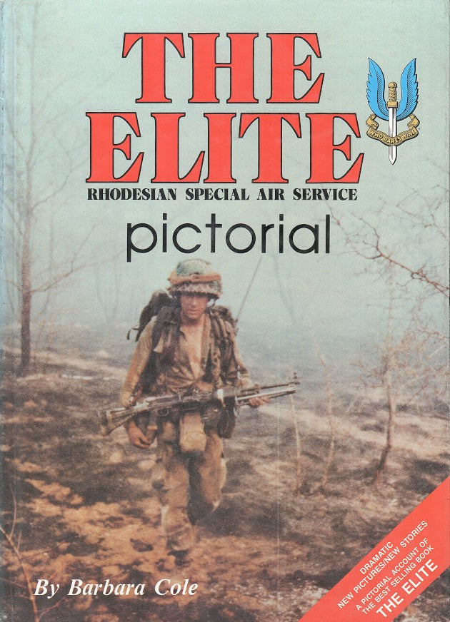 THE ELITE, Rhodesian Special Air Service, pictorial