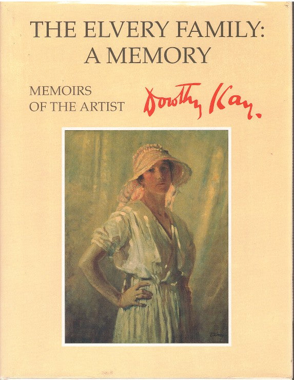 THE ELVERY FAMILY: A MEMORY, edited by Marjorie Reynolds