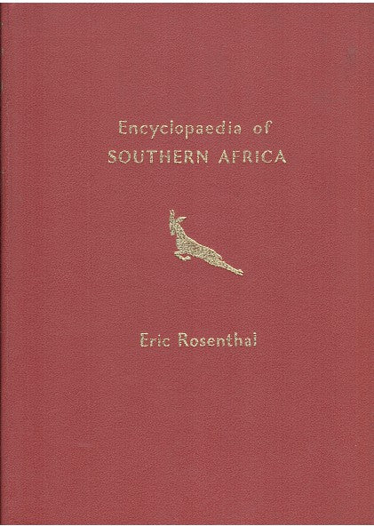 ENCYCLOPAEDIA OF SOUTHERN AFRICA