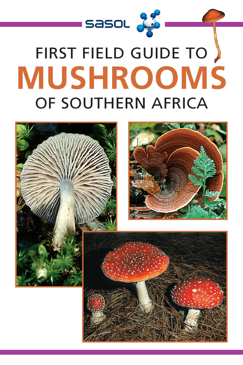 FIRST FIELD GUIDE TO MUSHROOMS OF SOUTHERN AFRICA