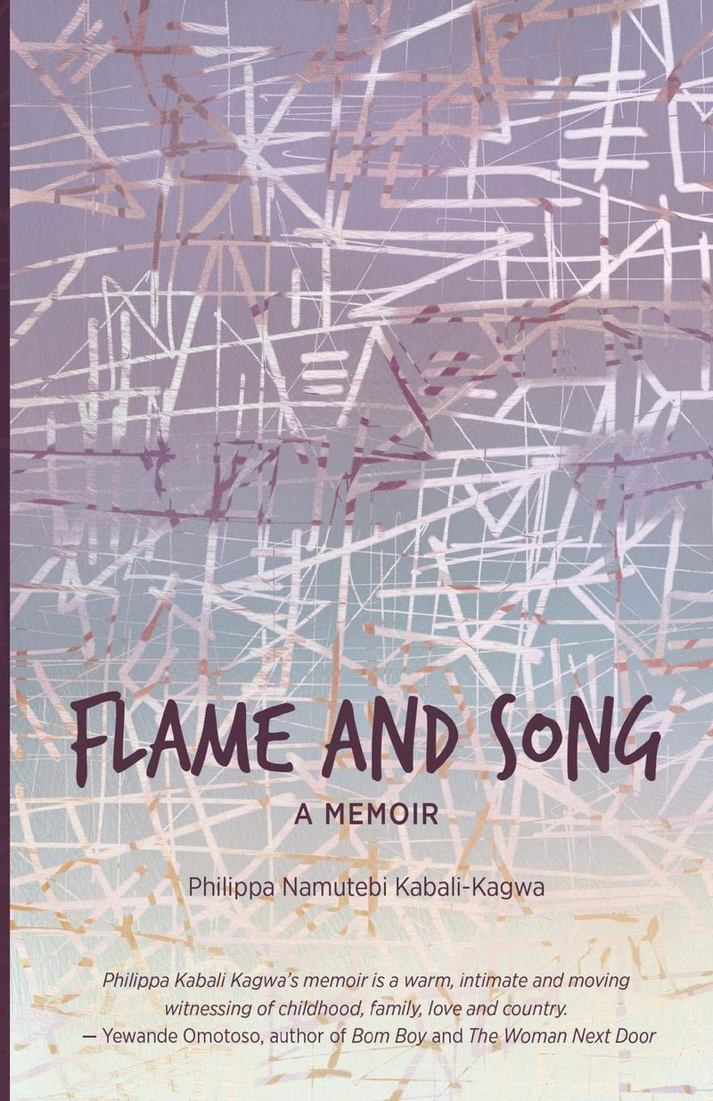 FLAME AND SONG, a memoir