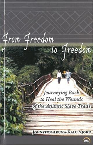 FROM FREEDOM TO FREEDOM, journeying back to heal the wounds of the Atlantic Slave Trade