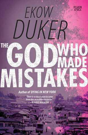 THE GOD WHO MADE MISTAKES