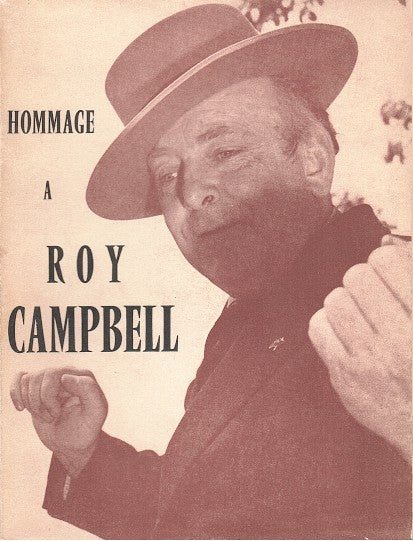 HOMMAGE A ROY CAMPBELL