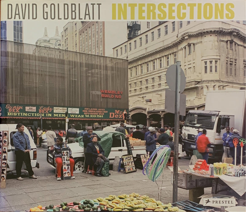 INTERSECTIONS, with an interview by Mark Haworth-Booth and essays by Christoph Danelzik-Bruggemann and Michael Stevenson