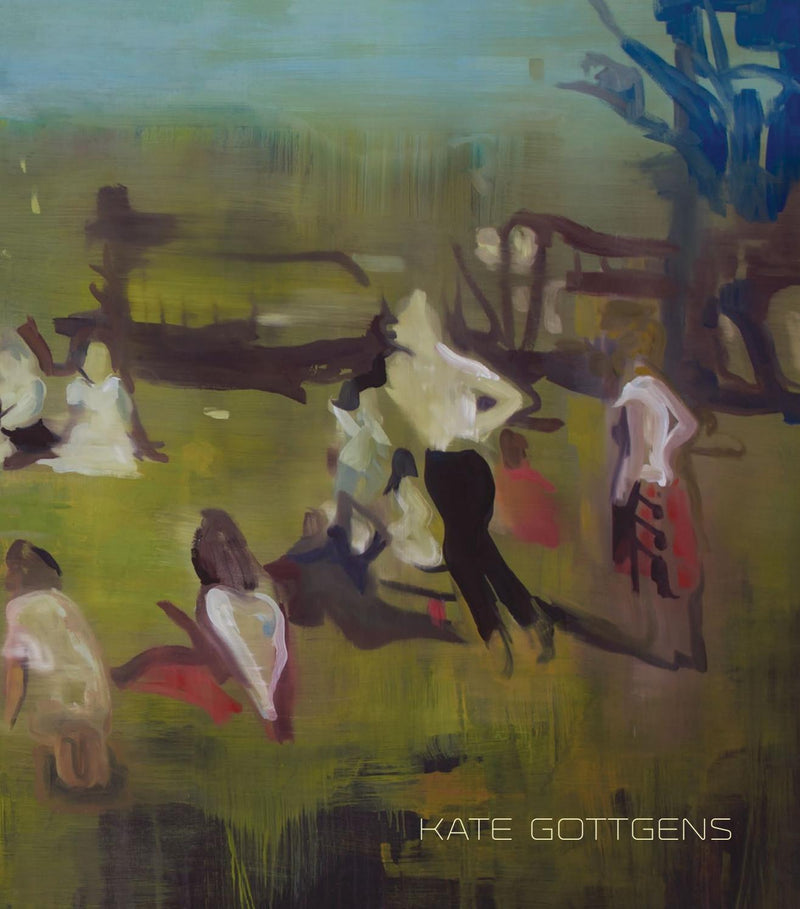 KATE GOTTGENS, paintings, 2007-2015