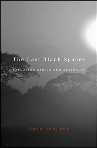 THE LAST BLANK SPACES, exploring Africa and Australia