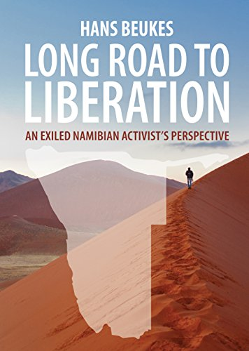 LONG ROAD TO LIBERATION, an exiled Namibian activist's perspective