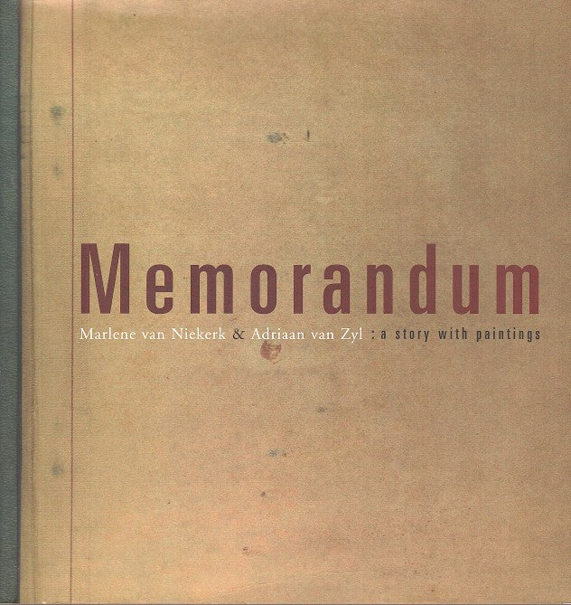 MEMORANDUM, a story with paintings