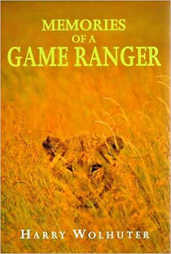 MEMORIES OF A GAME RANGER, illustrations by C.T. Astley-Maberly