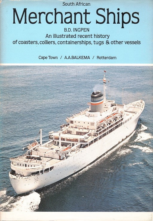 MERCHANT SHIPS, an illustrated recent history of coasters, colliers, containerships, tugs and other vessels