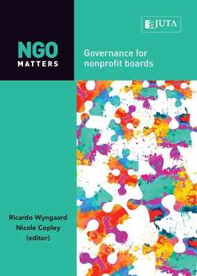 NGO MATTERS, governance for nonprofit boards