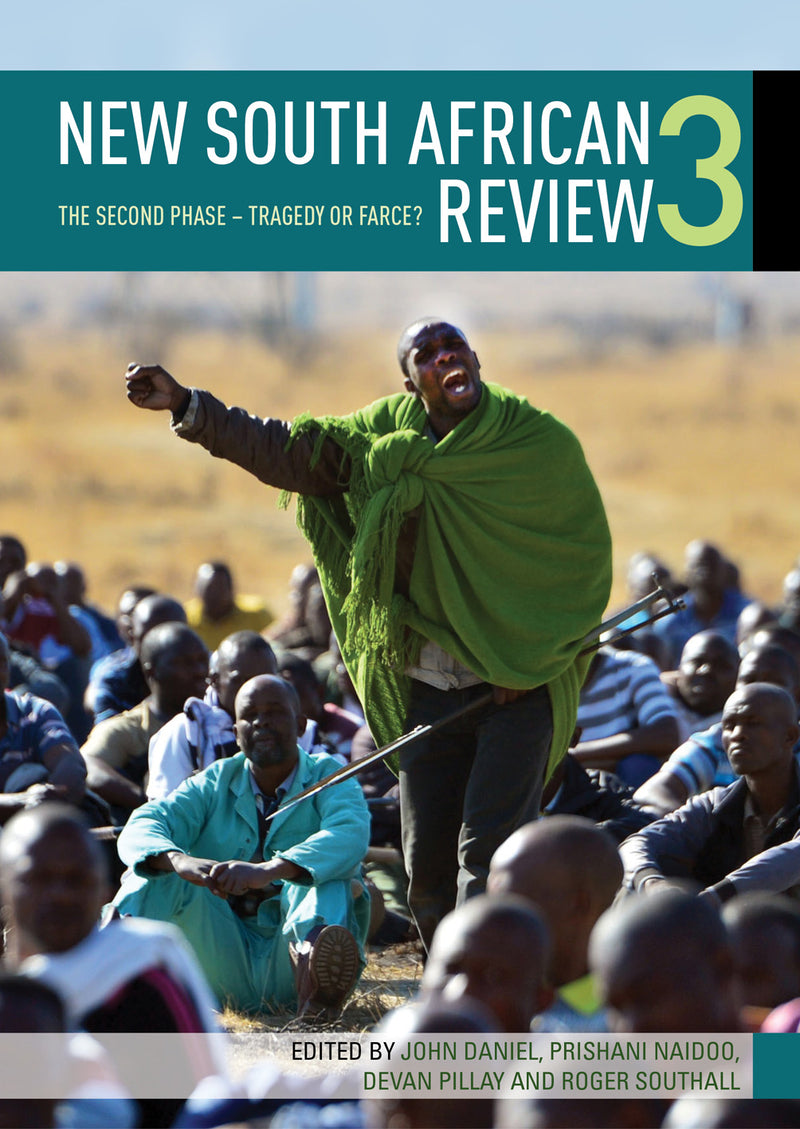 NEW SOUTH AFRICAN REVIEW 3, the second phase - tragedy or farce?
