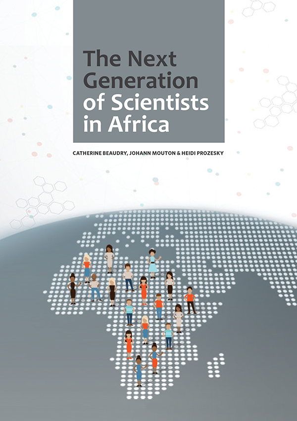 THE NEXT GENERATION OF SCIENTISTS IN AFRICA
