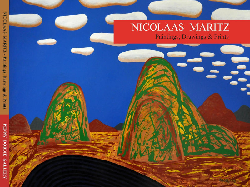 NICOLAAS MARITZ, paintings, drawings & prints