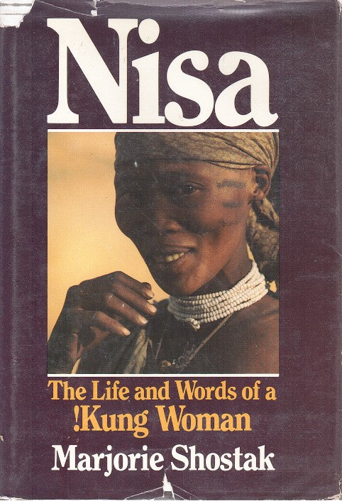 NISA, the life and words of a !Kung woman