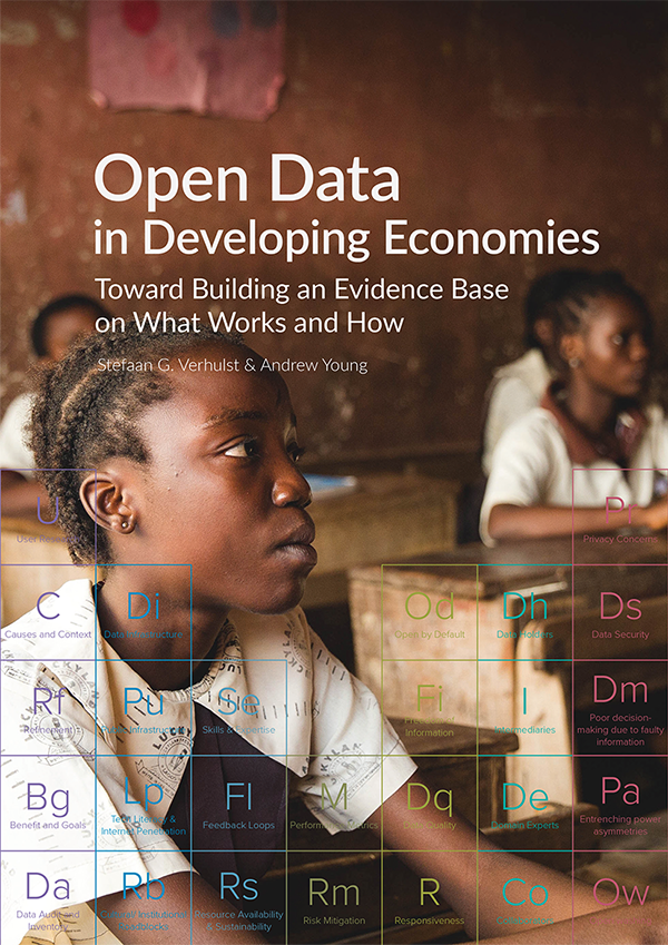 OPEN DATA IN DEVELOPING ECONOMIES, toward building an evidence base on what works and how
