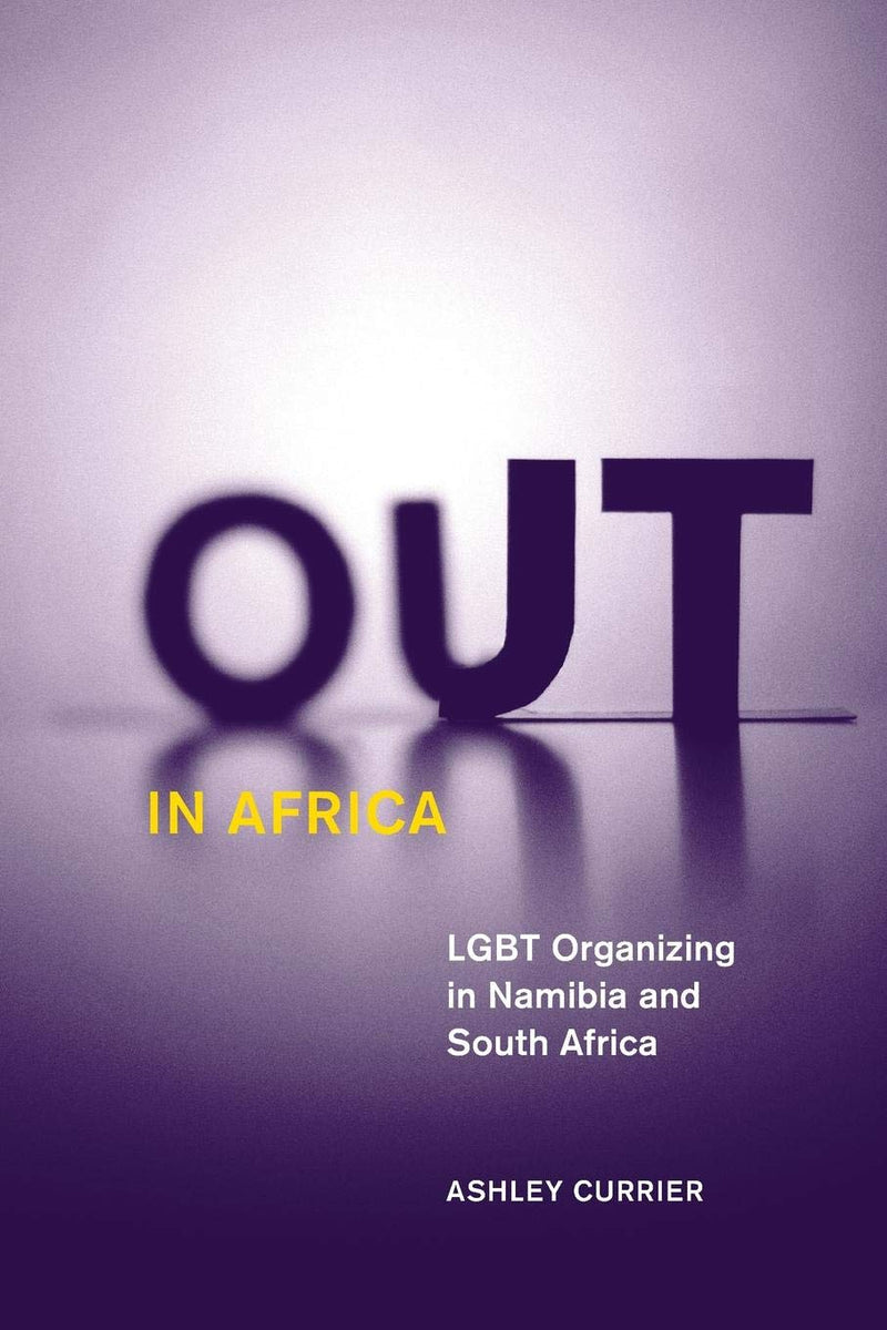 OUT IN AFRICA, LGBT organising in Namibia and South Africa