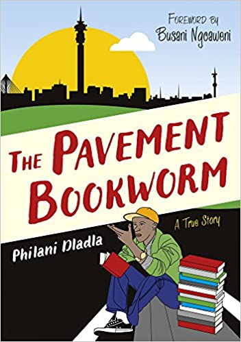 THE PAVEMENT BOOKWORM, a true story