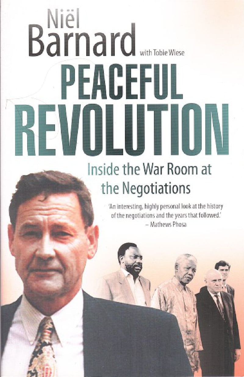 PEACEFUL REVOLUTION, inside the war room at the negotiations