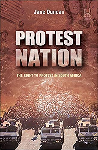 PROTEST NATION, the right to protest in South Africa
