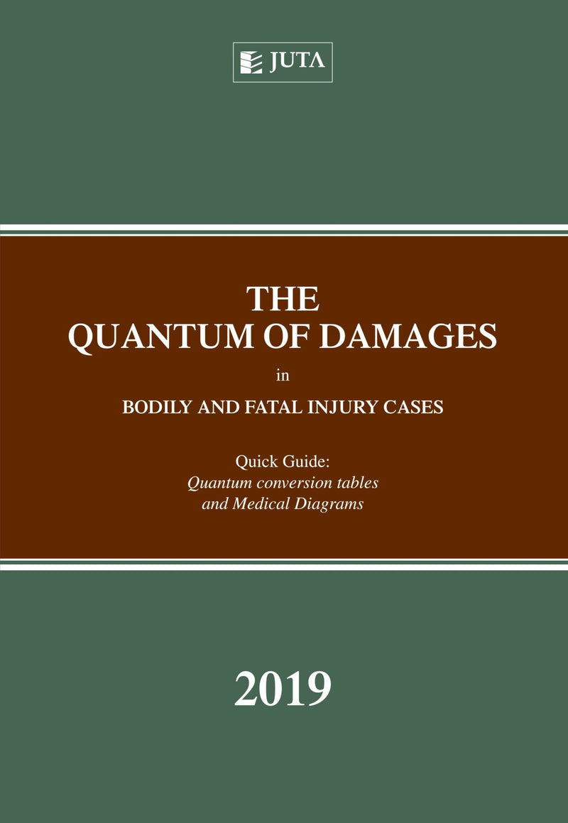 THE QUANTUM OF DAMAGES IN BODILY AND FATAL INJURY, quick guide: quantum conversion tables and medical diagrams