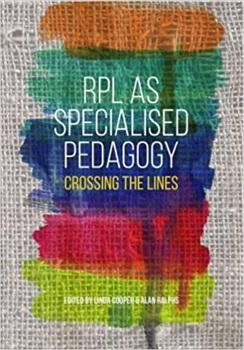 RPL AS SPECIALISED PEDAGOGY, crossing the lines