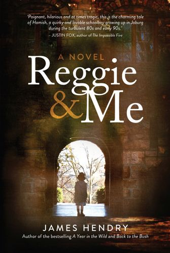 REGGIE & ME, a novel