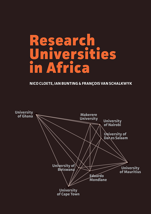 RESEARCH UNIVERSITIES IN AFRICA