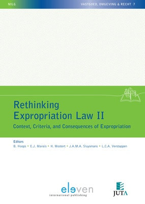 RETHINKING APPROPRIATION LAW II, context, criteria and consequences of expropriation