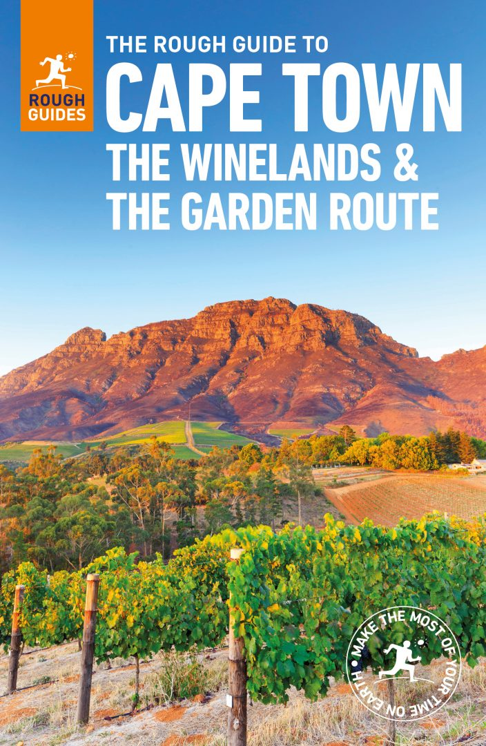 THE ROUGH GUIDE TO CAPE TOWN, THE WINELANDS & THE GARDEN ROUTE, 6th edition