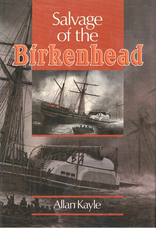 SALVAGE OF THE BIRKENHEAD
