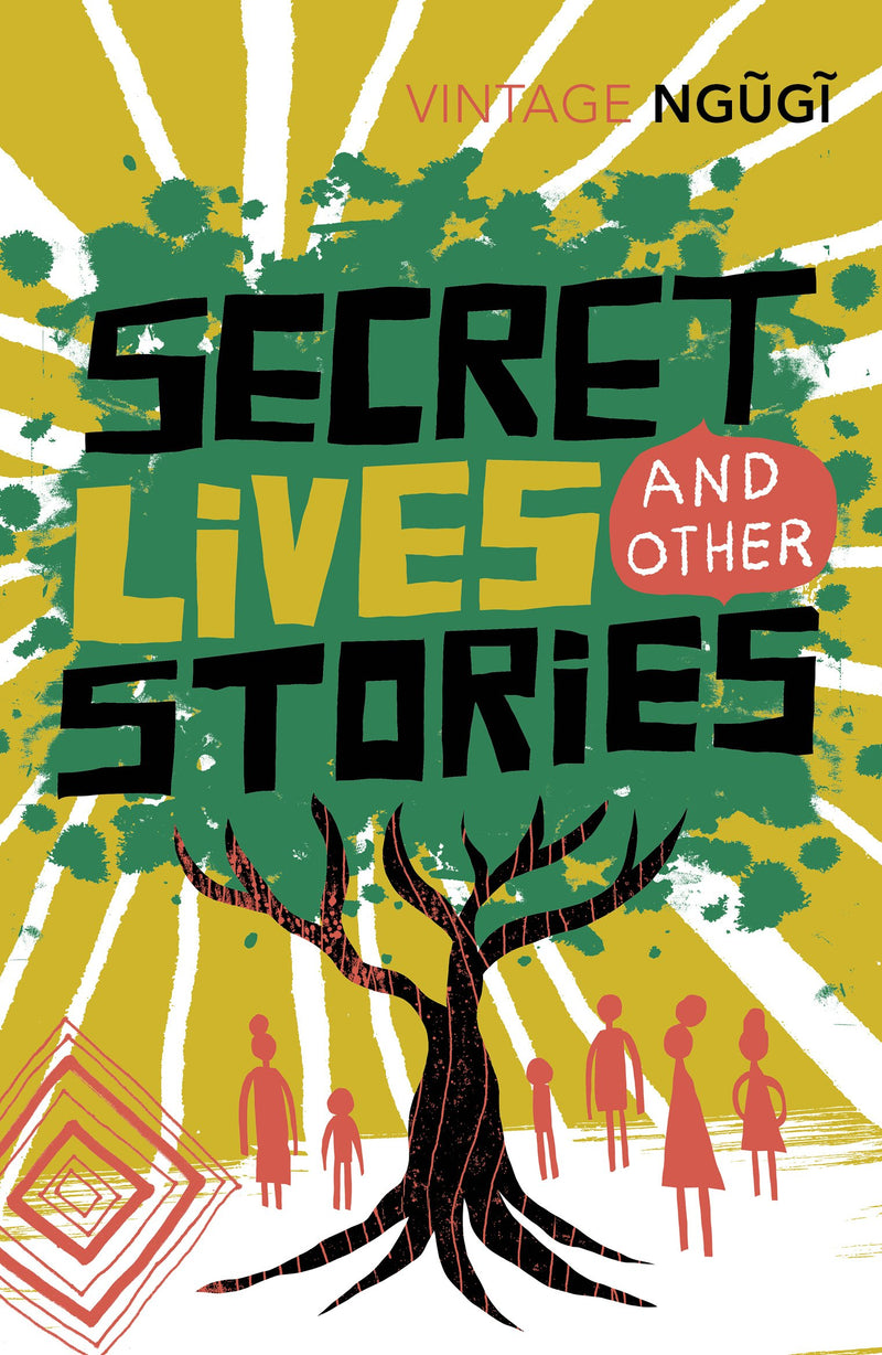 SECRET LIVES, and other stories