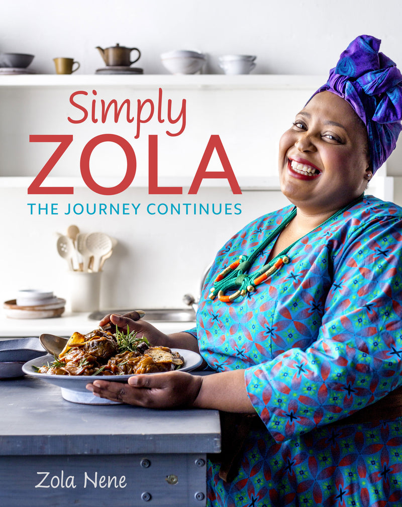 SIMPLY ZOLA, the journey continues