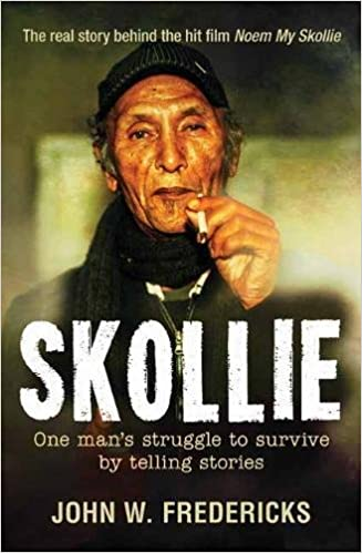 SKOLLIE, one man's struggle to survive by telling stories