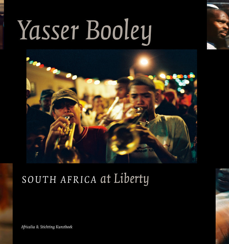 YASSER BOOLEY, South Africa at Liberty